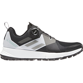 adidas TERREX Two Boa Zapatillas Mujer, core black/grey four/ftwr white